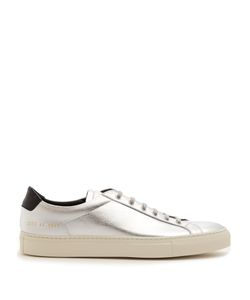 Common Projects | Achilles Retro Low-Top Leather Trainers