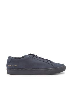 Common Projects | Original Achilles Low-Top Nubuck Trainers
