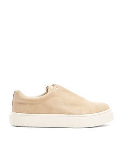 EYTYS | Doja Low-Top Lace-Up Suede Trainers