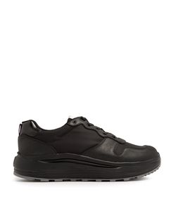 EYTYS | Jet Low-Top Leather-Trimmed Trainers