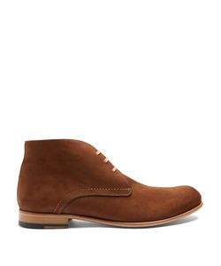 Harrys Of London | Griffin Nubuck-Leather Desert Boots