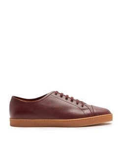 JOHN LOBB   Levah Low-Top Leather Trainers