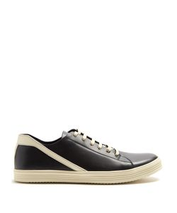 Rick Owens | Geothraser Low-Top Leather Trainers