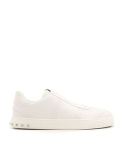 Valentino | Flycrew Low-Top Leather Trainers
