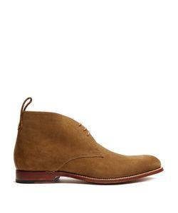 Grenson | Marcus Suede Desert Boots