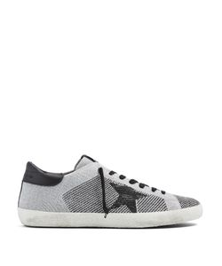 Golden Goose | Super Star Low-Top Knit Trainers