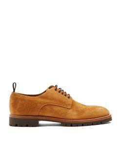 ARMANDO CABRAL   Astor Suede Derby Shoes