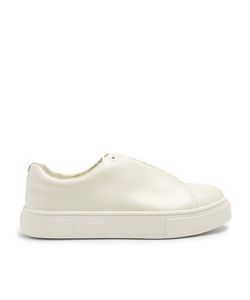 EYTYS   Doja Lace-Up Leather Trainers
