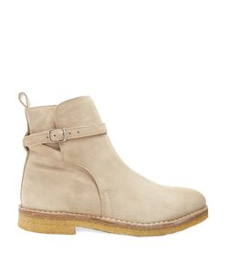Ami   Suede Ankle Boots
