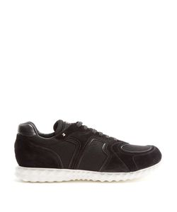 Valentino | Soul Am Low-Top Suede Trainers
