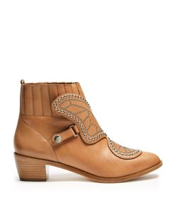 Sophia Webster | Karina Leather Ankle Boots