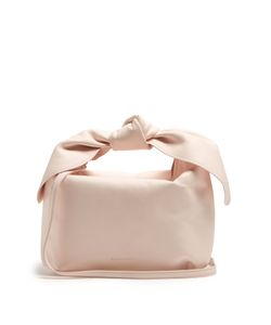 Simone Rocha | Knotted Leather Clutch