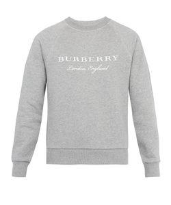 Burberry | Taydon Cotton-Jersey Sweatshirt