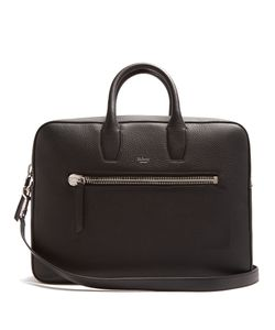 Mulberry | Kenrick Grained-Leather Briefcase