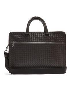 Bottega Veneta | Intrecciato Leather Briefcase
