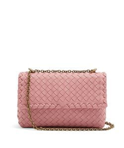Bottega Veneta | Olimpia Small Intrecciato Leather Shoulder Bag