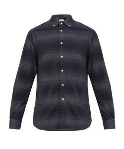 SATURDAYS NYC | Laszlo Dégradé Cotton-Corduroy Shirt