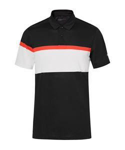 Nike Golf | Mobility Striped Dri-Fit Golf Polo Shirt