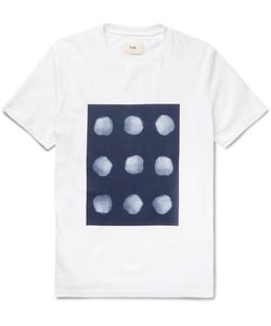 Folk | Printed Cotton-Jersey T-Shirt