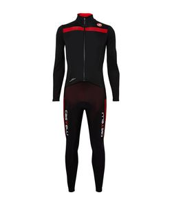 Castelli | Sanreo 2 Gorereg Windstopperreg And Theroflex Therosuit