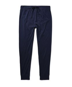 Handvaerk | Sli-Fit Tapered Pia Cotton Pyjaa Trousers
