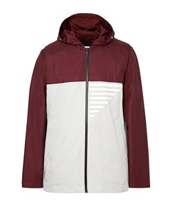 Under Armour Sportswear | Under Armour Portwear Coxwain Bonded Riptop And Cotton-Blend Twill Hooded
