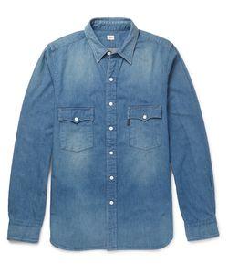 CHIMALA   Denim Western Shirt