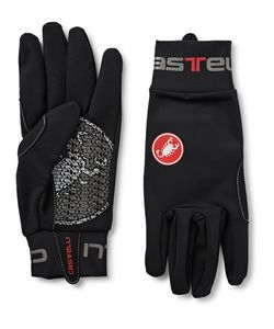 Castelli | Catelli Lightne Microuede-Trimmed Thermoflex Glove