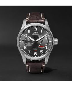 Oris | Pro Pilot Calibre 111 Stainless Steel And Alligator Watch