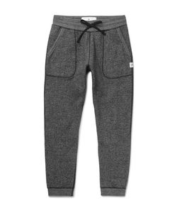 Reigning Champ | Tapered Fleece-Back Tretch-Cotton Jerey Weatpant