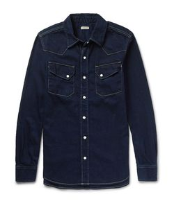 Kapital | Dyed Denim Western Shirt