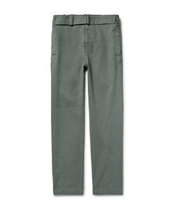 Eidos | Ambro Cotton-Canvas Trousers