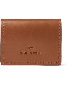 Atelier de L'Armée | Leather Bifold Cardholder