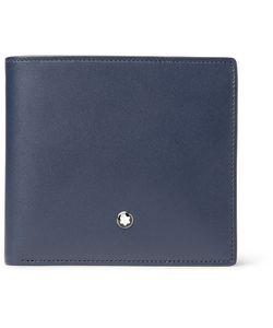 Mont Blanc | Montblanc Meisterstück Leather Billfold Wallet