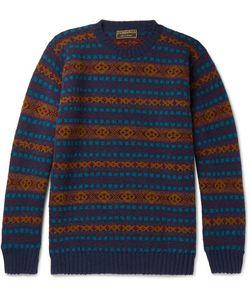 Cordings | Cording Fair Ile Wool Weater