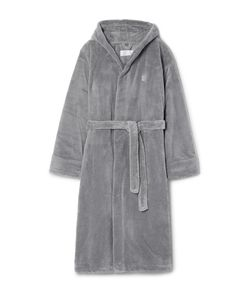 Soho Home | Fleece Hooded Robe