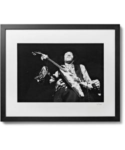 Sonic Editions | Framed Jimi Hendrix San Francisco Print 17 X