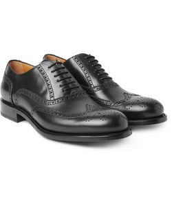 O'Keeffe | Algy Leather Wingtip Oxford Brogues