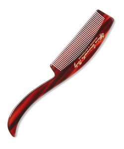 Buly | 1803 Horn-Effect Acetate Beard Comb