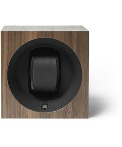Linley | Henley Walnut Wood Watch Winder