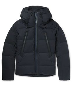 DESCENTE | Mizuawa Quilted Hell Down Coat