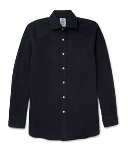 Cordings | Linton Cotton-Moleskin Shirt