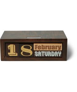 Linley | The Constant Wooden Calendar