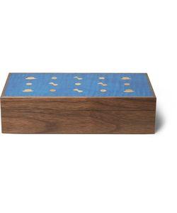 Linley | Wooden Cufflink Box