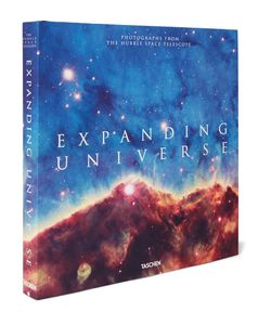 Taschen | Expanding The Universe Photographs From The Hubble Telescope Hardcover Book