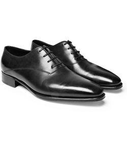 JOHN LOBB | Prestige Becketts Leather Oxford Shoes