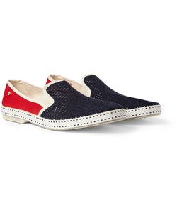 Rivieras | Cotton Slip-On Shoes