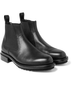 Solid Homme | Leather Chelsea Boots