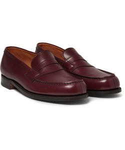J.M. Weston | 180 The Moccasin Leather Loafers