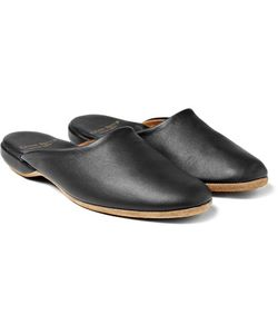 Derek Rose | Morgan Leather Slippers